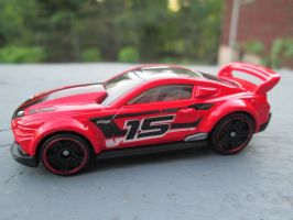 Custom 15 Ford Mustang by ReptileMan27