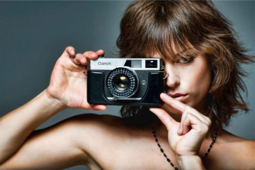 Old Camera, New Model by kcnickerson