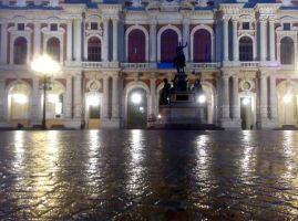 Piazza Carlo Alberto_2 by PsikoPower