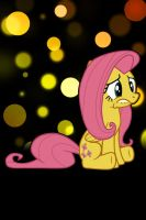 Fluttershy iPhone/iPod Wallpaper by Rubez2525