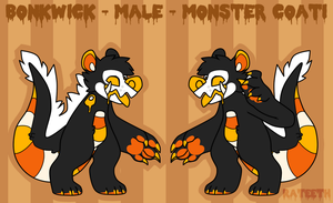 BONKWICK REF by RATEETH