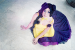 'Luna Human Version' Sailor Moon Cosplay by CrazyMonkey87