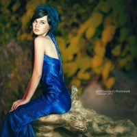 Blue by JazzYourSoul