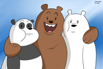 We Bare Bears by ScoBionicle99