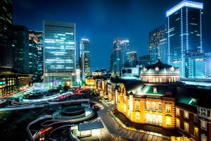 Tokyo Station by Ulprus