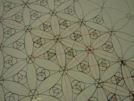 flower of life: Increasing Complexity WIP by Neotech8010