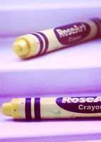 """""""crayons can melt on us... by melody-loves"""