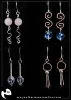 Earrings Collective by arwenpotter