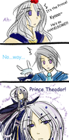DISSIDIALAND - Prince Theodor by himichu