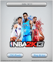 NBA 2K13 - Icon by Crussong