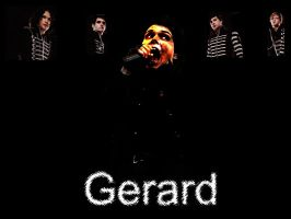 Gerard Way - Figure Project 1 by dacaz5