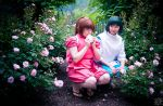 Spirited Away - Young love 2 by LiquidCocaine-Photos
