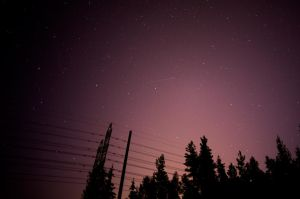 Perseid shower 12.8.2012 - Pic 2 by hmcindie