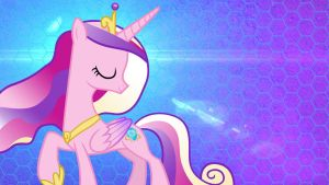 Princess Cadence Wallpaper by the-talkie-toaster