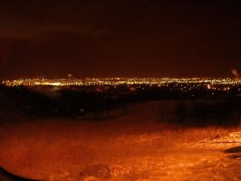 Rzeszow_at_night by positif