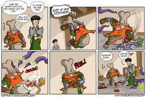 PE: Dwarven Attack by CyrilTheWizard