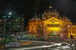 Flinders St Station by djzontheball