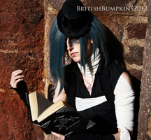 Zexion - Then I Shall Make You See by BritishBumpkins