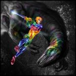 The Spectrum Knight by CBSorgeArtworks