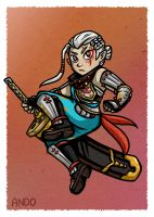 Impa by Draw-out-loud