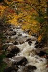 Whiteface Waterfall by CommodoreThunder