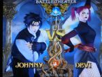 Johnny vs. Devi: Soul Calibur by Darkmoose84