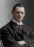Lionel Barrymore by olgasha