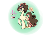 Pony re-design contest entry! :D by SonicandDisneyland1