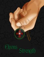 Elyon's Strength by handstandgraphics