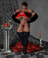 Red Baroness V4 - Complete by Angel-Uriel15