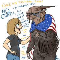 'MURICA DAY by Wolf-Shadow77