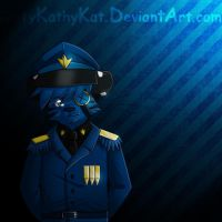 The Tiger General ::Request:: by KittyKathyKat