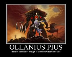 Ollanius Pius by Arreal
