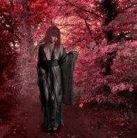 Pink Autumn by AndyGarcia666