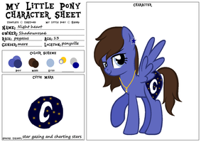*OLD*Night Heart Ref Sheet by shadowrosa6