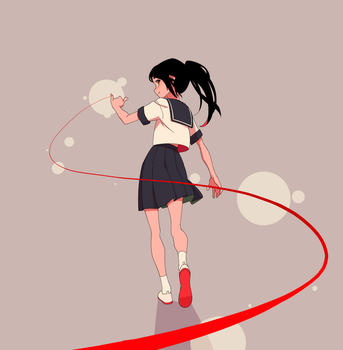 Red String by monionium