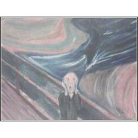 Edvard Munch - My art project by nolegurl2009