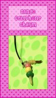 Dango Cell Phone Charm by querulousArtisan