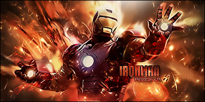 Iron man II by Red-wins