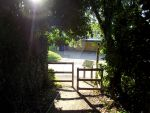 Gates to the other side by fllaba