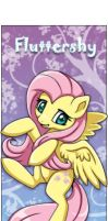 Bookmark:Fluttershy by Extra-Fenix