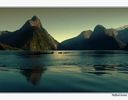 -- Milford Sound -- by lunek