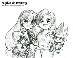 AT: Beybladers and good friends by Mary-McGregor
