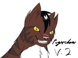 Tigerclaw V.2 by fluffylovey