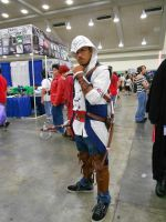 Otakon 2012 - Connor Kenway [Assassin's Creed 3] by Angel1224