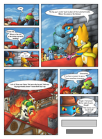 M1 - Of 'Mons and Monstrosities - Page 6 by ArtOfTheGame