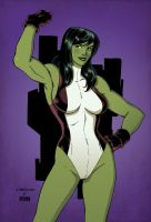 She-Hulk by Wardogs101 by VPizarro626