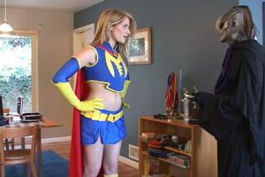 Mindy Marvel in Action by Project-Superwoman