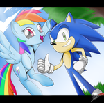 .:Faster Friends:. by The-Butcher-X