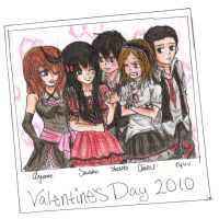 KnT- Valentine's Day 2010 by tRoUbLeSoMecHiCa